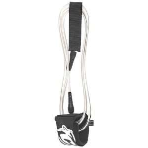 Creatures Of Leisure Backdoor Surfboard Leash   Black