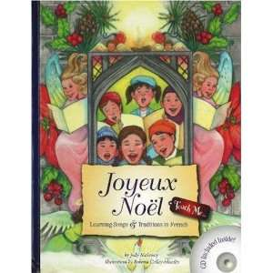Joyeux Noel Learning Songs and Traditions in French (Teach Me) (Book
