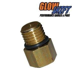 GlowShift Ford 6.0L Diesel Fuel Pressure Adapter