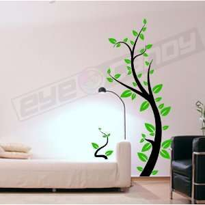 Tree Wall Art Decal Sticker Words Quote Mural Decor