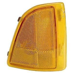 95 97 GMC Jimmy Signal Marker Light ~ Left (Drivers Side, LH)  , 95