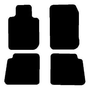 Ford Explorer Touring Carpeted Custom Fit Floor Mats   4