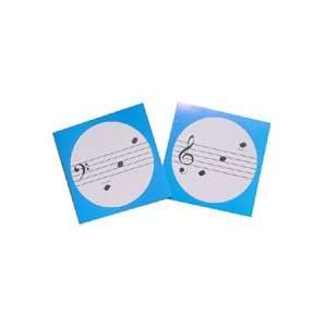 Music Go Play Note Location Cards Bass Clef Musical