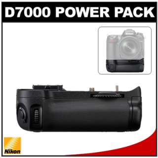 Nikon MB D11 Multi Power Vertical Battery Grip for D7000 Digital SLR