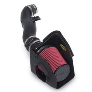 AIRAID Air Intake w/Dry SynthaMax, 99 04 Ford Mustang GT Automotive