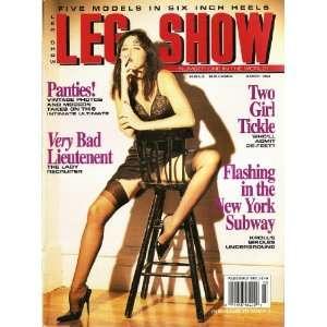 LEG SHOW MAGAZINE MARCH 1994: Books