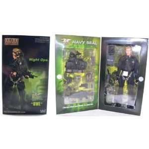 BBI Elite Force Night Ops Navy Seal OWL 1/6 Scale 12