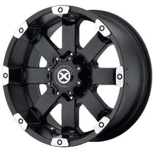 American Racing ATX Crawl 17x8 Black Wheel / Rim 5x5.5