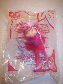 McDonalds Strawberry Shortcake Happy Meal Toy NEW