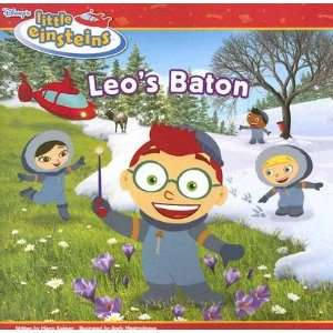 Leos Baton [LITTLE EINSTEINS LEOS BATON M/]: Marcy(Author