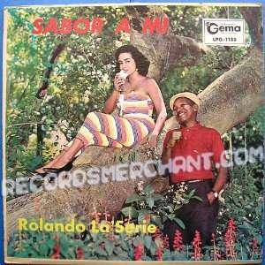 Mi [Vinyl LP] Rolando LaSerie Con Orquesta De Bebo Valdes Music