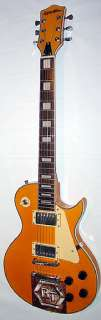 Bachman & Turner Autographed Signed Gold Guitar BTO UACC RD COA