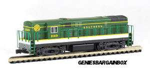 Scale Bachmann H16 44 SOUTHERN DCC Ready Locomotive ihc gbb New