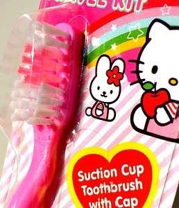 Sanrio Hello Kitty Children Travel Toothbrush