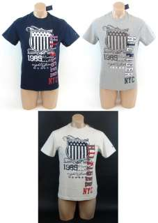 NEW NWT TOMMY HILFIGER MENS CLASSIC FIT CREW NECK TEE T SHIRT