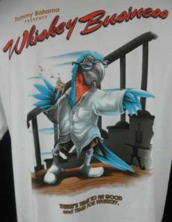 New Tommy Bahama Whiskey Business Tee T Shirt White Mens NWT