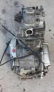 1979 HONDA XR500 COMPLETE ENGINE/MOTOR OEM 500cc FOR PARTS