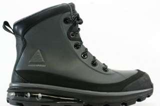 NIKE AIR MAX CONQUER ACG DARK GRAY BLACK WATERSHIELD BOOT BOOTS Sz 8