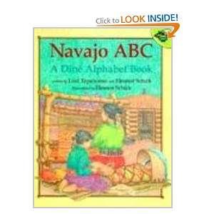com Navajo ABC (9780613159227) Luci Tapahonso, Eleanor Schick Books
