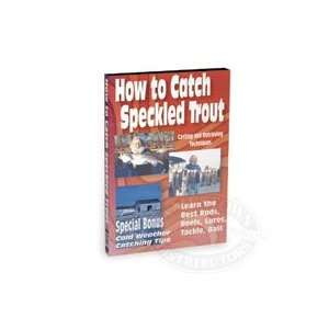 How to Catch Speckled Trout DVD F3986DVD: Sports & Outdoors