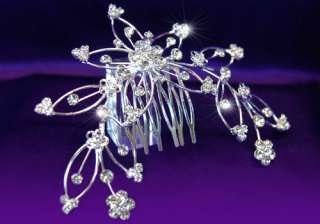 hair accessories for Weddings, Proms, Parties or other special