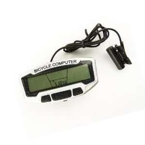 LCD Bicycle Bike Computer Odometer Speedometer LCD