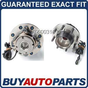 NEW FORD SUPERDUTY DUALLY 4X4 FRONT WHEEL HUB BEARING