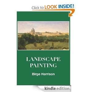 Landscape Painting Birge Harrison  Kindle Store