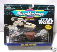 Star Wars Micro Machines A New Hope 1994 Galoob RARE