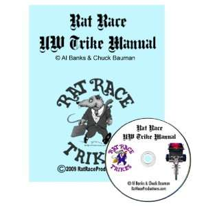 Rat Race VW Trike Manual & DVD