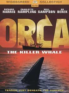 Orca The Killer Whale DVD, 2004 097360893540