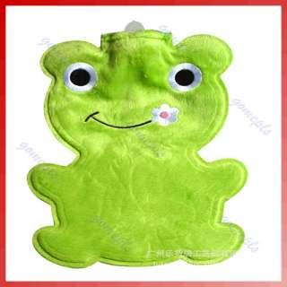 Winter Body Hand Warmer Soft Cartoon Hot Water Bag Bottle With Plush