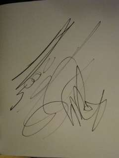 SIGNED Rock N Roll Gearhead by Billy Gibbons ZZ TOP 9780760322697