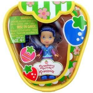 Hasbro Strawberry Shortcake Mini Doll [Blueberry Muffin] Toys & Games