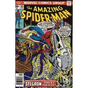 Amazing Spider Man #165 Comic Book