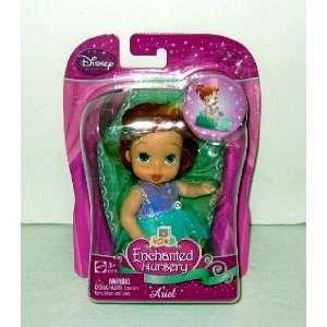 Disney Princess Enchanted Nursery Ariel Doll Toys & Games
