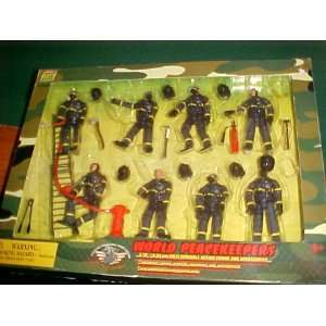 World Peacekeepers Power Team Elite Toys & Games