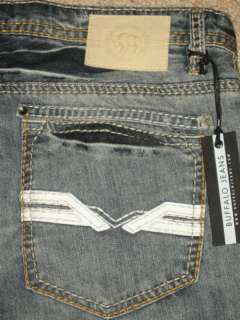 BUFFALO DAVID BITTON SIMON Mens Jeans 32 34 36 NWT