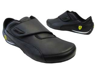 Puma Ferrari Mens Drift Cat III SF CF 30365303 Black Fashion Sneakers