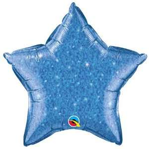 Star Crystalgraphic 20 Foil Balloon (1) Party Supplies Toys & Games