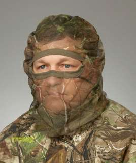 HS CAMO FACEMASK FACE HEADNET HEAD NET REALTREE APG NEW 021291053001