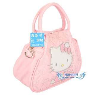 Hello Kitty Shopping Evening Shopping Clutch Shoulder Bag Handbag Tote