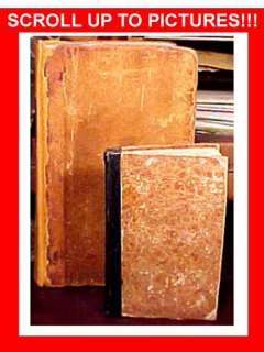 WEBSTER HOLY BIBLE+1834 COMPANION BOOK 1ST ED Dictionary Jesus