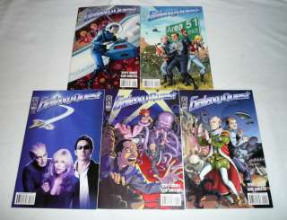 GALAXY QUEST comic books ~ #1,2,3,4,5 ~ FULL SET