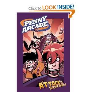 Attack of the Bacon Robots (Penny Arcade, Vol. 1) Jerry