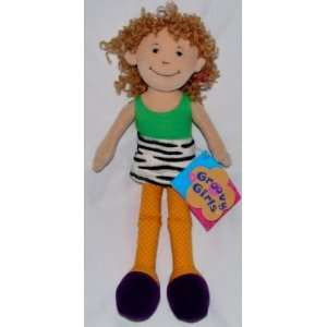 Groovy Girls Josie Plush Doll Toys & Games