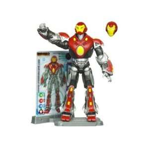 Iron Man 2 Comic Figures Series 04   Ultimate Iron Man Toys & Games
