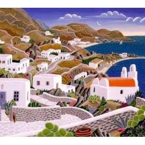 Thomas McKnight   Mykonos Platy Gialos: Home & Kitchen