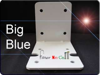 10 Big Blue Whole House Water Filter Housing 1 Ports Heavy Duty