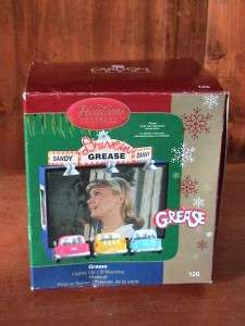 Carlton Cards ornament ~ Grease ~ Musical & Lights ~ 1st in series